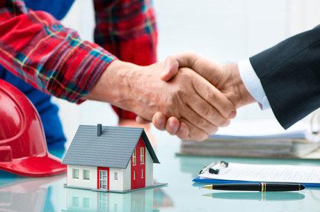Conciliação em contratos de aluguel.